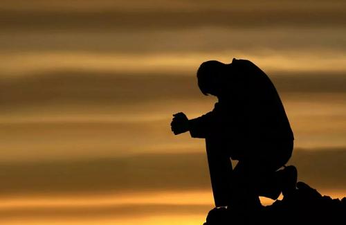 Верность Богу. Молитва