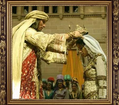 Коронование Есфири