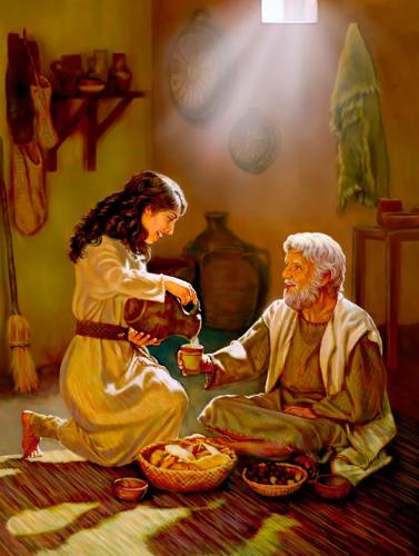 Мардохей и Есфирь