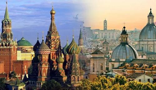 Москва и Рим