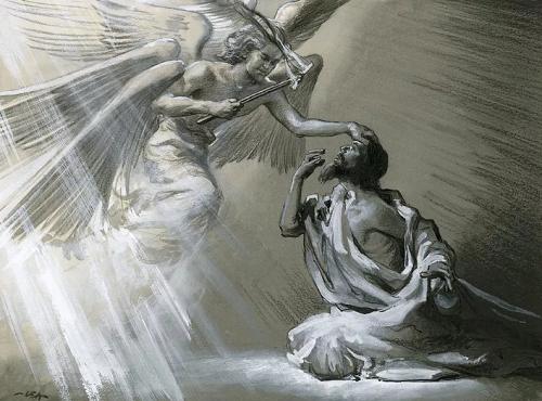 Призвание пророка Исаии