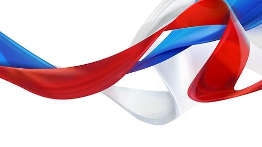 Российский триколор. Флаг
