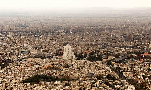 Сирия и Дамаск