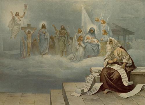 видения Исаии