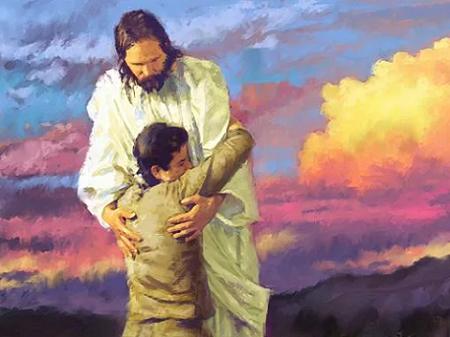 принятие грешника. раскаяние