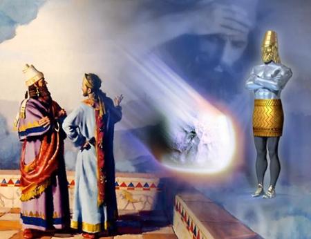 сон Навуходоносора. истукан из 2 главы