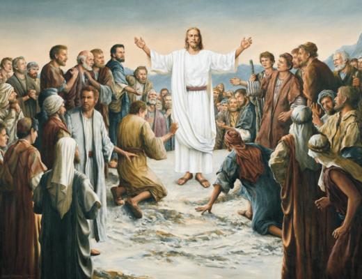Иисус Христос - Вождь Нового завета