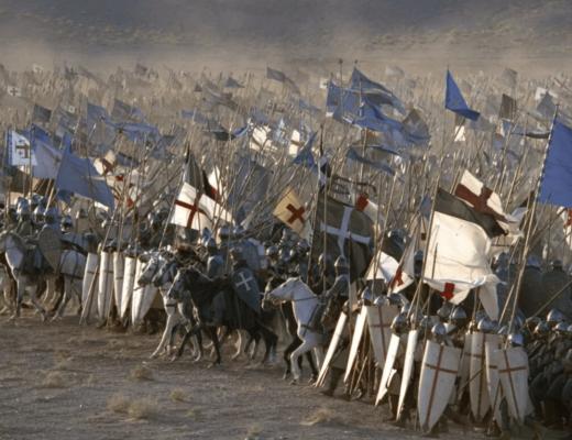 крестовые походы в средние века