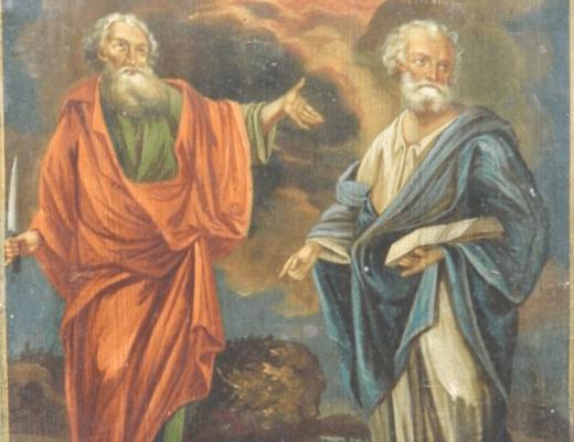 пророк Илия и Енох