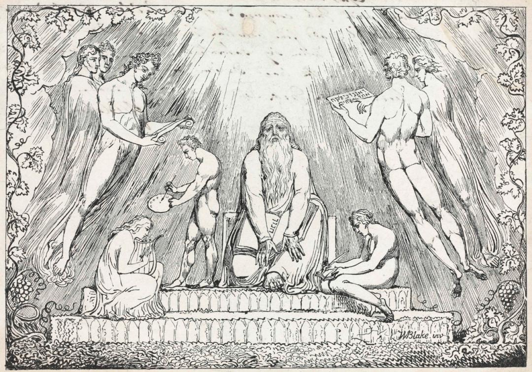 патриарх Енох и ангелы. Книга Еноха
