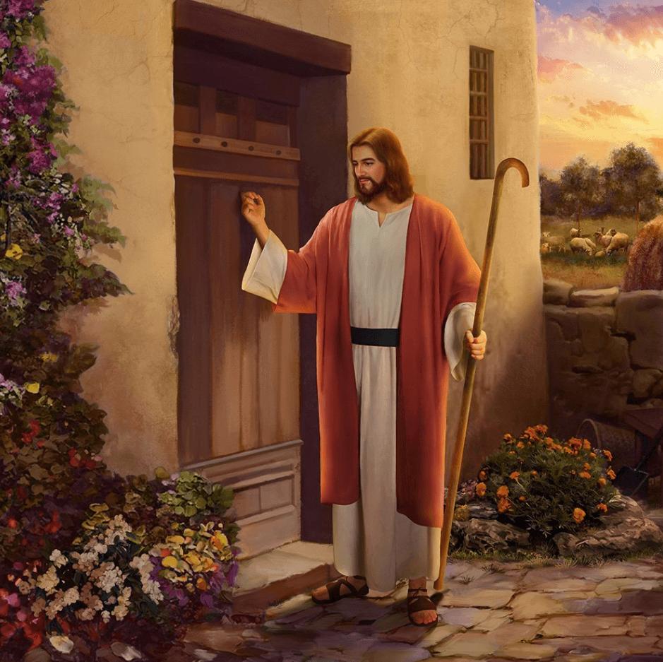 Христос у дверей. Второе Пришествие Христа