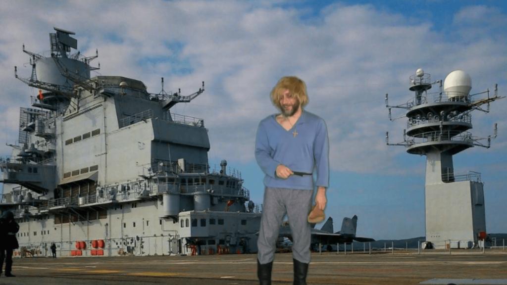 Сказ про Григория. Гриша на корабле
