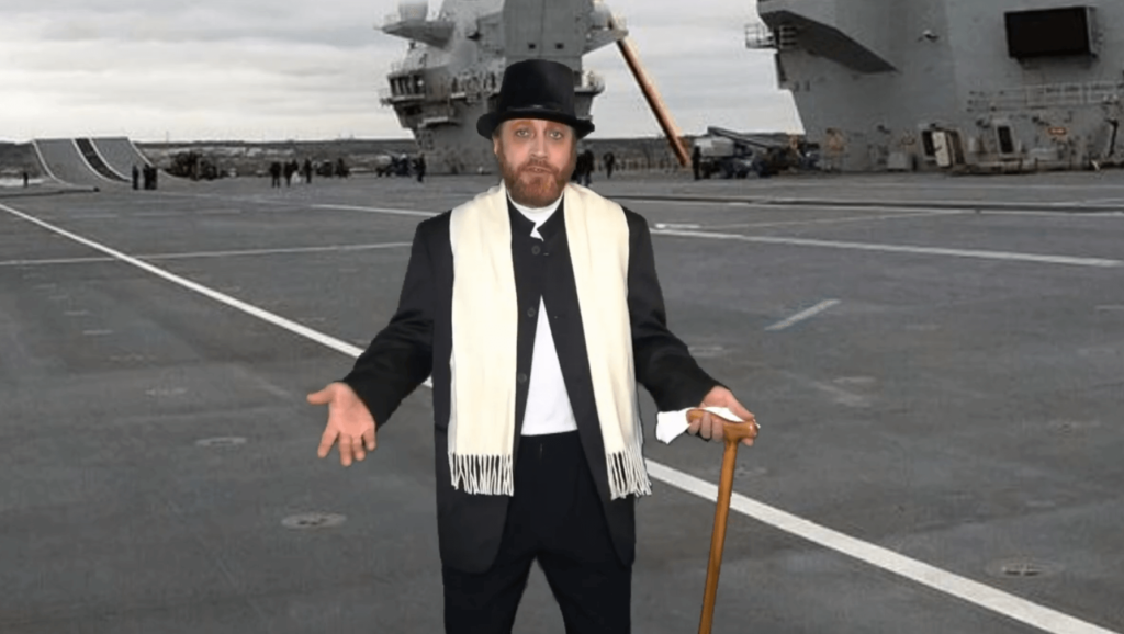 Сказ про Григория. Посол на корабле