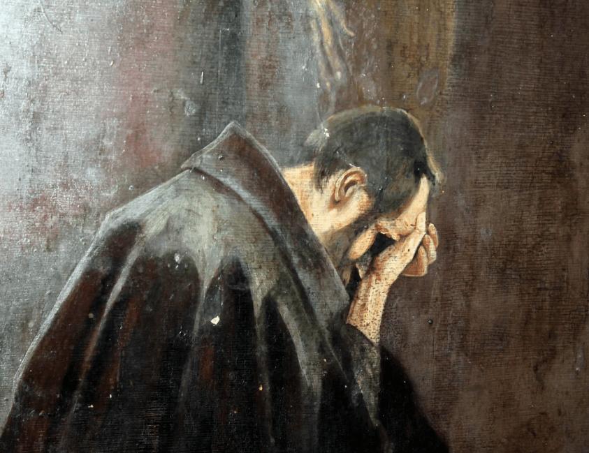 Покаяние грешника