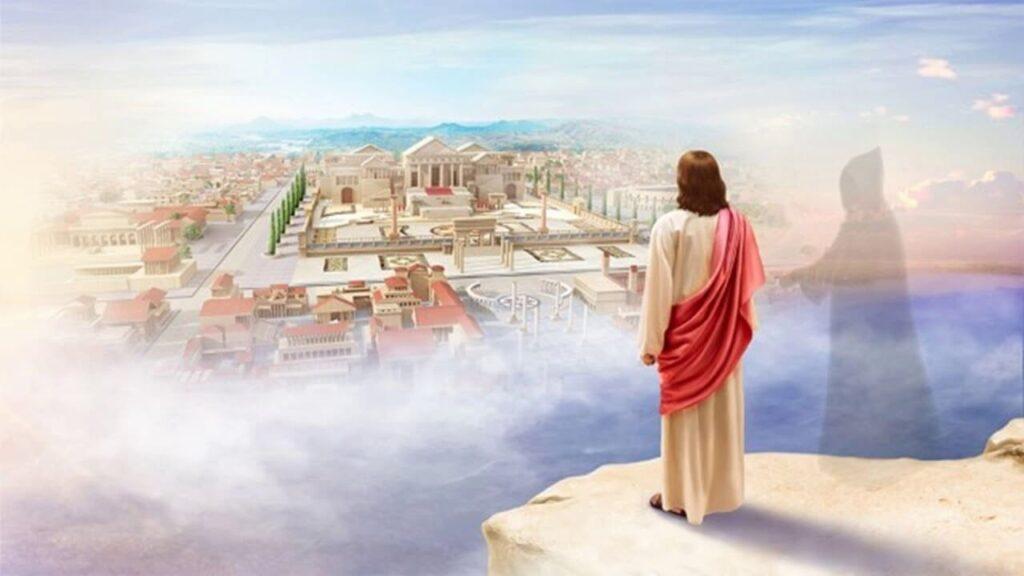 Искушение Христа сатаной