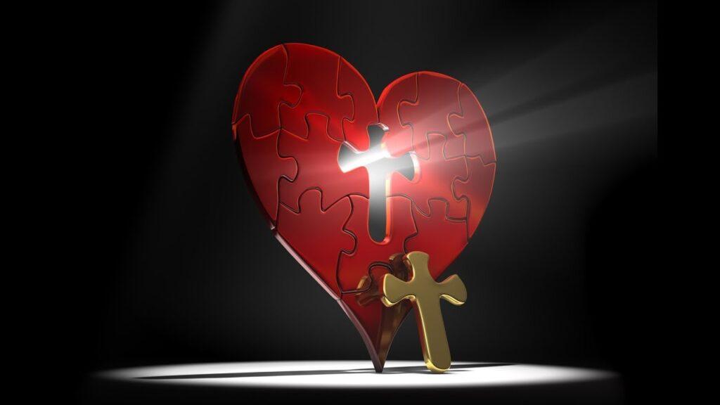 Любовь Божья в сердце